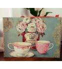 """Tablou """"Arta ceaiului"""""""